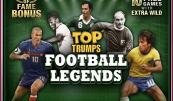 Play Top Trumps Football Legends free slots